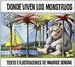Donde Viven Los Monstruos - Historias...