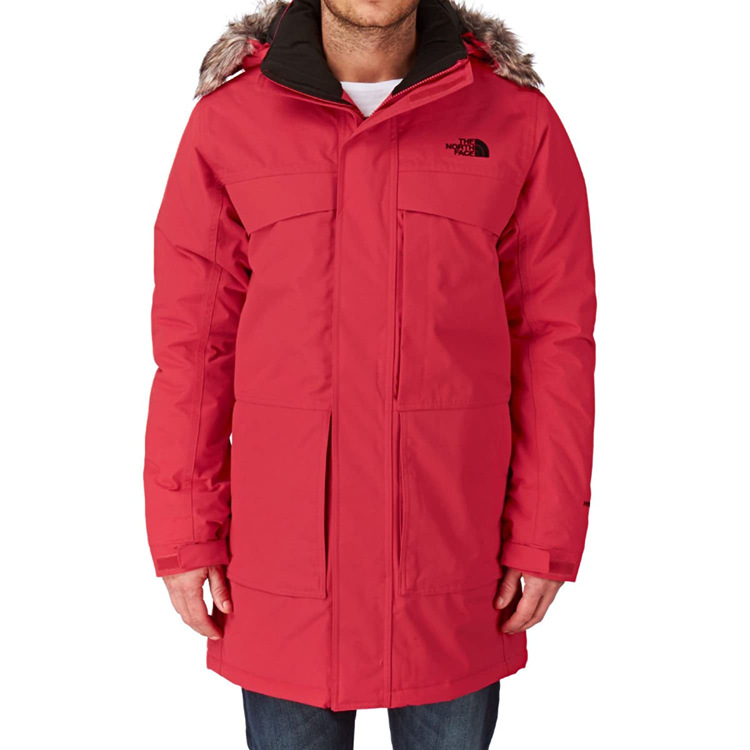 The North Face Nanavik Jacket – Tnf Red günstig kaufen