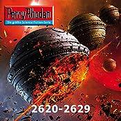 Perry Rhodan: Sammelband 23 (Perry Rhodan 2620-2629) | Christian Montillon, Uwe Anton, Arndt Ellmer, Hubert Haensel, Michael Marcus Thurner