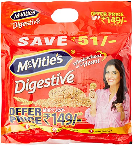 Mc Vitie's Digestive, 1kg For Rs. 149