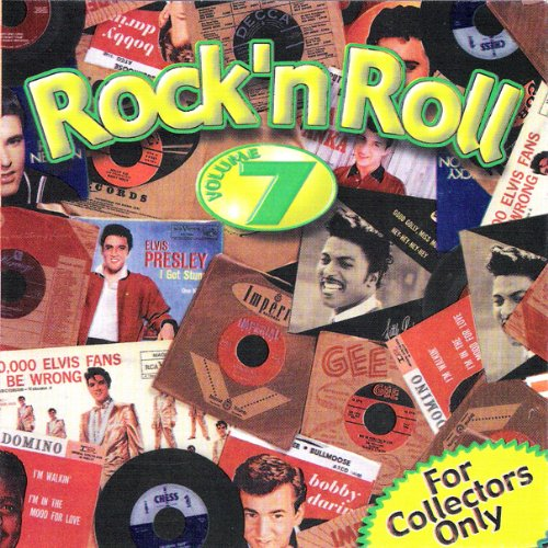 Ramona; We Belong Together; Never in a Million Years; When; Cherry Pie; Sad Movies (Make Me Cry); Makin' Love; If I Had a Girl; Baby Blue; Lullaby of Love; Rock N' Roll for Collectors Only Vol. 7