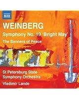 Mieczyslaw Weinberg : Symphonie n° 19