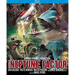 Neptune Factor, the [Blu-ray]