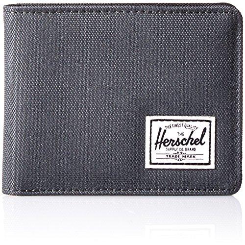 herschel-roy-wallet-dark-shadow-black-none