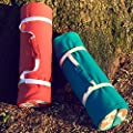 Jaxx Roll-Up Outdoor Blanket with Bolster Pillows by ONE UP INNOVATIONS INC