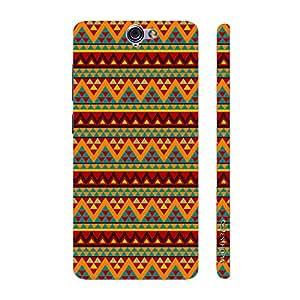 Enthopia Designer Hardshell Case Aztec Eleven Back Cover for HTC One A9