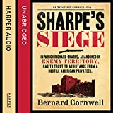 img - for Sharpe's Siege: The Winter Campaign, 1814: The Sharpe Series, Book 18 book / textbook / text book