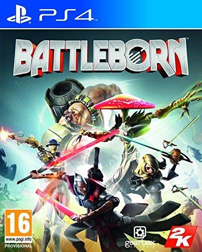 Battleborn (PS4) by 2K Games