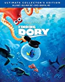 Finding Dory - 3D BD Combo Pack (3D +2BD + DVD + Digital HD) [Blu-ray]