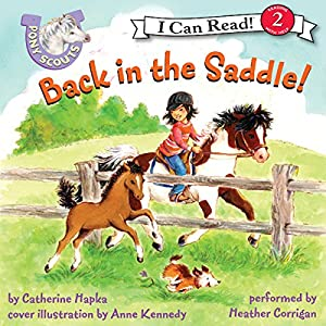 Pony Scouts: Back in the Saddle Audiobook