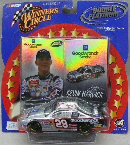 Winner's Circle - Double Platinum - Kevin Harvick - 1:43 Scale Die-cast Collectible by Action Performance - 1