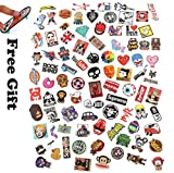 100Stk-Stickerbomb-Auto-Skateboard-Laptop-Gepck-Gitarre-Aufkleber-Fahrrad-Moebel-Dekor-Mega-Mix-Stickern-Energieklasse-A