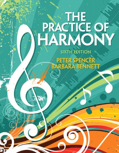 The Practice of Harmony (6th Edition)