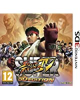 Super Street Fighter IV in 3D [import anglais]