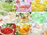 果樹園 ゼリー (ケーキ 屋さんの 濃厚 本格 フルーツゼリー) (【 ギフト 用】 10個 詰め合わせ) ランキングお取り寄せ