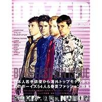 Dazed&Confused Japan 表紙画像