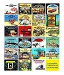 Tintin Comic Strip Series - A Collect...