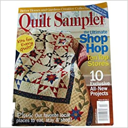 Quilt Sampler Better Homes And Gardens Creative