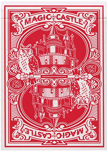 MMS Magic Castle Cards, Red