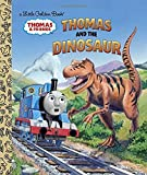 Thomas-and-the-Dinosaur-Thomas-Friends-Little-Golden-Book