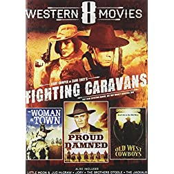 8-Movie Western Pack V.8