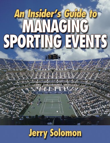 An Insider's Guide to Managing Sporting Events