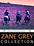 Zane Grey Classic Western Collection, 23 Works: Betty Zane, The Last of the Plainsmen, Heritage of the Desert, Riders of the Purple Sage, Rainbow Trail, Desert Gold, The Last Trail, AND MORE!