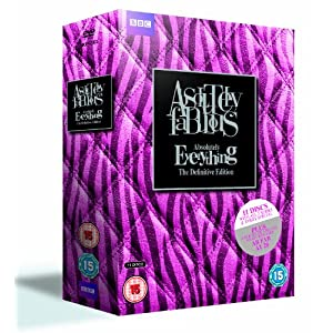Absolutely Fabulous - Absolutely Everything Definitive Edition Box Set [DVD