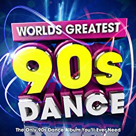 number 1 90s dance songs