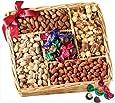 Broadway Basketeers Gourmet Sweet and Savory Nut Gift Basket