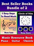 Music Theory Books Bundle of 2  -  7...