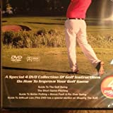 Learn To Play Golf Vol1 4 DVD Collectors Edition