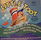little toot & other walt disney favorites LP