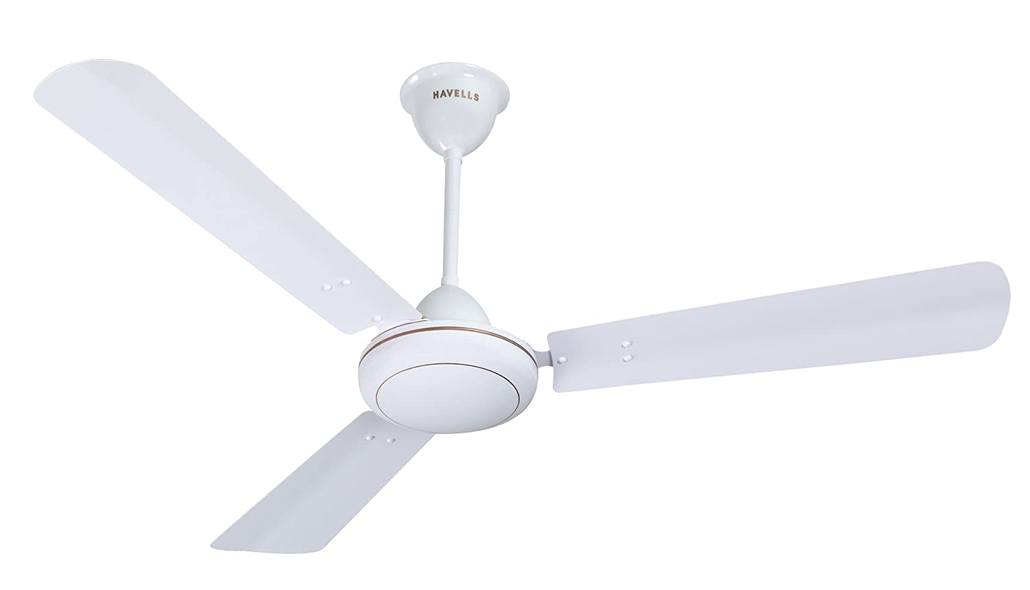 Havells SS 390 900mm 68 Watt Ceiling Fan White Available