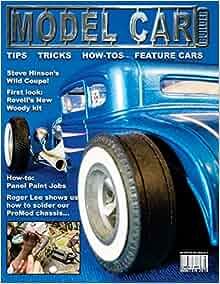 Model Car The Nation 39 S Hottest Car Magazine Volume 2