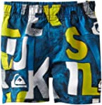 Quiksilver Baby-Boys Infant Inked Volley
