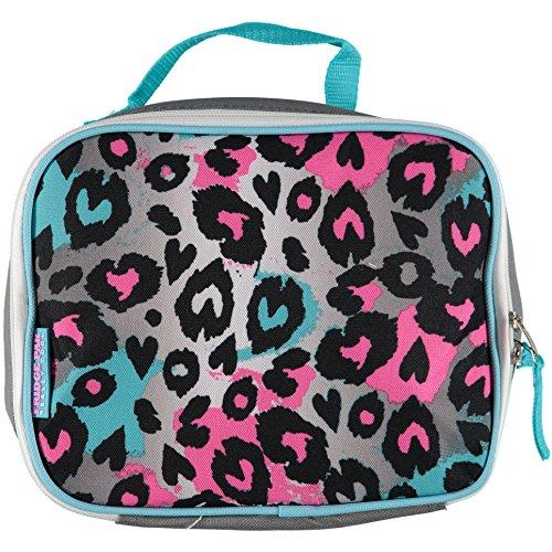 Fridge Pak Really Cool Neon Cheetah Lunch Box