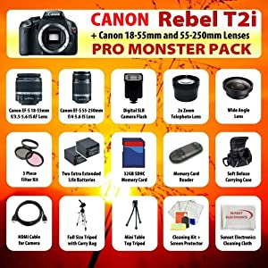 Canon Rebel T2i Kit Review a Huge Box For Cheap
