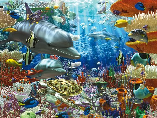 Oceanic Wonders puzzle Ravensburger