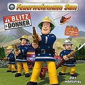 Blitz und Donner (Feuerwehrmann Sam, Folgen 21-26) | Stefan Eckel, Jakob Riedl