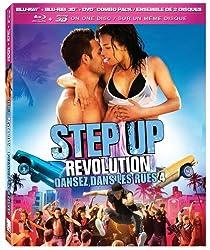Step Up: Revolution (Dansez Dans Les Rues 4) [Blu-ray + Blu-ray 3D + DVD]