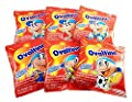 Ovaltine Tablets Malt, Chocolate, 12 Gram (Pack of 12) from Chiangmaicybermall- IMPORT FOB(Laem Chabang)