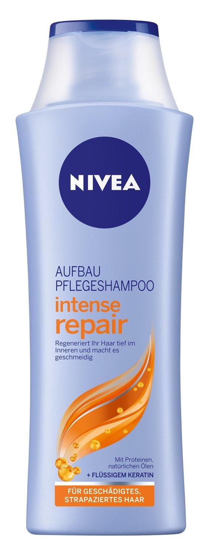 Nivea Aufbau Pflegeshampoo Intense Repair,