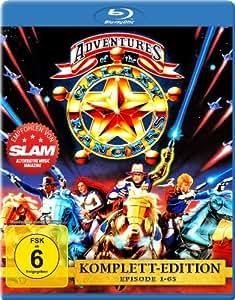 Adventures of the Galaxy Rangers - Die komplette Serie [Blu-ray]