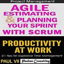 Agile Product Management: Agile Estimating & Planning Your Sprint with Scrum & Productivity 21 Tips | Livre audio Auteur(s) : Paul Vii Narrateur(s) : Randal Schaffer, Scott Clem