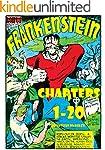 FRANKENSTEIN (HORROR) COMICS: The New...