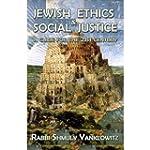 Jewish Ethics & Social Justice (Engli...