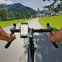 TaoTronics 自転車ホルダー バイクスタンド スマホ・iPhone固定用マウントキット TT-SH013