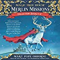 Merlin Missions Collection: Books 1-8: Christmas in Camelot; Haunted Castle on Hallows Eve; Summer of the Sea Serpent; Winter of the Ice Wizard; Carnival at Candlelight; and more Audiobook by Mary Pope Osborne Narrated by Mary Pope Osborne
