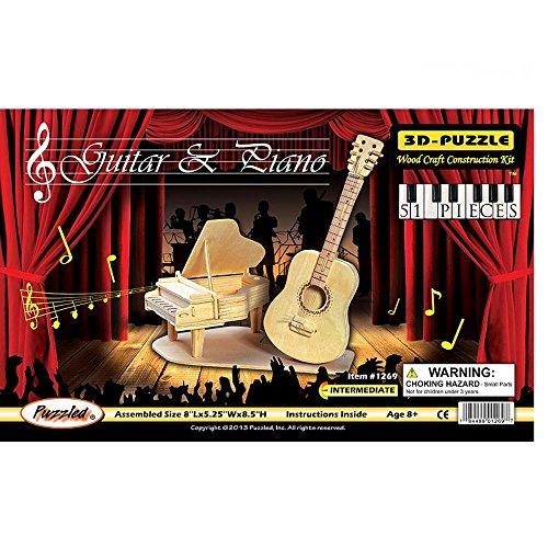 Holzbausatz-Gitarre-Flgel-Klavier